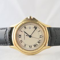 Cartier Panthere Cougar 18k Yellow Gold