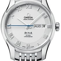 Omega De Ville Men's Watch 431.10.41.22.02.001