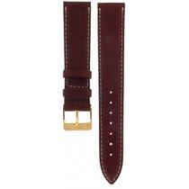 Ebel Bros Bordeaux Leather Strap 18mm
