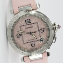 Cartier Pasha Pink Mother of Pearl Limited 2377