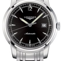 Longines The Saint-Imier 41mm L2.766.4.59.6 Stainless Steel...