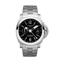 Panerai Luminor GMT Automatic Acciaio  Mens Watch PAM00297
