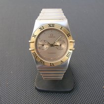 Omega Constellation Day-Date   Steel/Gold
