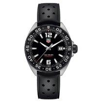 TAG Heuer Formula 1 41mm Date Quartz Mens Watch Ref WAZ1110.FT...