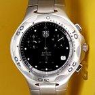 TAG Heuer Kirium CL1110 Chronograph Black Dial
