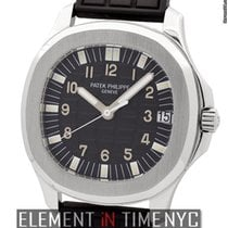 Patek Philippe Aquanaut Stainless Steel 38mm Black Dial Ref....