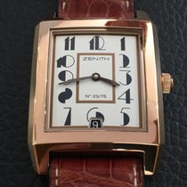 Zenith Elite and pink gold 500 years Brazil limited edition 75...