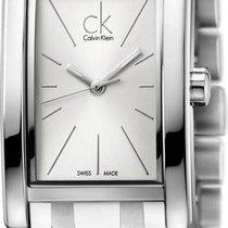 ck Calvin Klein Refine K4P23146 Damenarmbanduhr Klassisch...