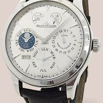 Jaeger-LeCoultre Master Control · Eight Days Perpetual 161 84 20