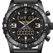 Breitling Chronospace Military Blacksteel