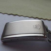 Rolex 6252 H 14 Clasp Schließe Stahl Gold 16mm vintage rare