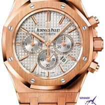 Audemars Piguet Royal Oak Chronograph Rose Gold - 26320OR.OO.1...
