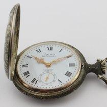 Aerowatch VINTAGE PACKET WATCHNeuchatel 17 Jewels Incabloc
