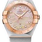 Omega Constellation Women's Watch 123.20.27.60.57.002