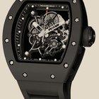 Richard Mille Watches  RM 055 BUBBA WATSON black edition