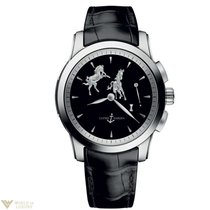 Ulysse Nardin Classic Hourstriker Platinum Men's Watch