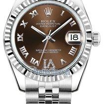 ロレックス (Rolex) Datejust 31mm Stainless Steel 178274 Bronze VI...