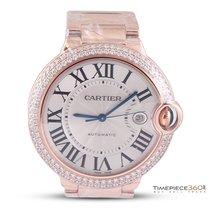 Cartier Ballon Bleu Rose Gold & Diamonds