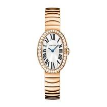 Cartier Baignoire Quartz Ladies Watch Ref WB520002