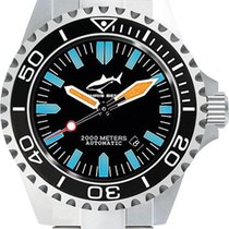 Chris Benz Deep 2000m Automatic CB-2000A-G1-MB Herren Automati...