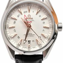 Omega Co-axial GMT 43mm 231.13.43.22.02.004