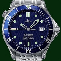 Omega Seamaster James Bond 300M Automatic 41mm Stainless Steel