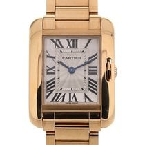 Cartier Tank Anglaise Small 30 Rose Gold