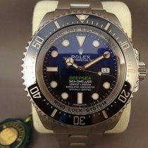 Rolex Sea-Dweller Deepsea D-Blue James Cameron