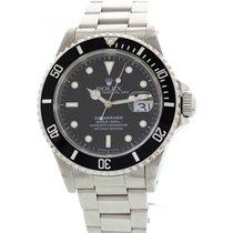 Rolex Men's Rolex Submariner 16610  W/ Papers