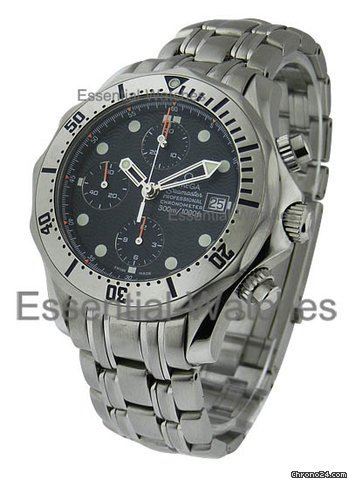 Omega Seamaster Professional Chronograph