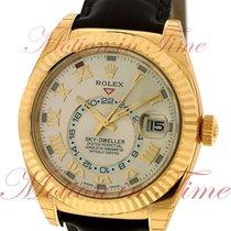 "Rolex Sky-Dweller ""Annual Calendar Dual Timezone"",..."