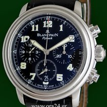 Blancpain Leman Flyback 38mm Automatic Chronograph