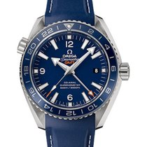 Omega 232.92.44.22.03.001 Planet Ocean 600M Co-Axial GMT...