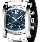 Bulgari Assioma Chronograph - Steel on Bracelet with An...