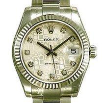 Rolex Midsize Watch .03A. Rolex Midsize Datejust watch,...