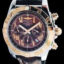 Breitling Chronomat 44 Or & Acier
