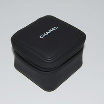 Chanel Uhren Box,schwarz