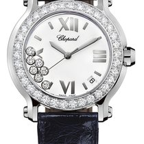 Chopard Happy Sport Round Quartz 36mm 278475-3037