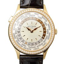 Patek Philippe [NEW] Ladies Complications Global Time 7130R-010