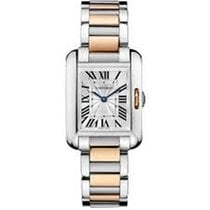 Cartier Eightday watchTank Anglaise W5310036