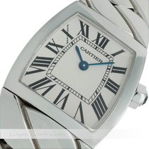 Cartier Dona Petit Modèle Stahl W6600121