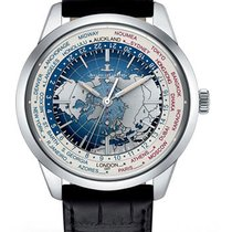 Jaeger-LeCoultre Geophysic Universal Time World Time Stainless...