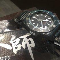 帝陀 (Tudor) 79230DK STEEL Black Steel Bracelet Heritage Black Bay