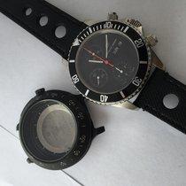 IWC Porsche Design  Chronograph Automatic Valjoux 7750 Recased