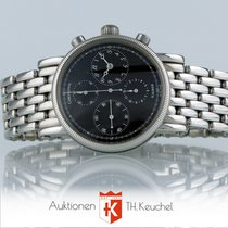 Chronoswiss Kairos Chronograph Edelstahl Automatic Cal. 753...