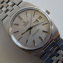 Omega Seamaster Day Date vintage men's wristwatch 1977OVER...