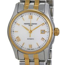 Frederique Constant Classics Automatic Steel Womens Watch Date...