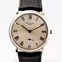Patek Philippe Vintage-Armbanduhr in Weissgold ca.1968 -...