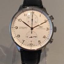 IWC Portugieser Chronograph Box / Papiere 2015