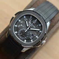 Patek Philippe [NEW][RARE] Aquanaut Travel Time 5164A (Retail:...